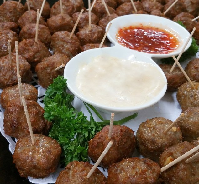 meatball catering